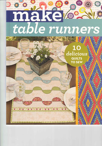 Make Table Runners pattern book