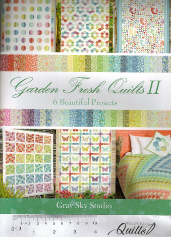 Garden Fresh Quilts II