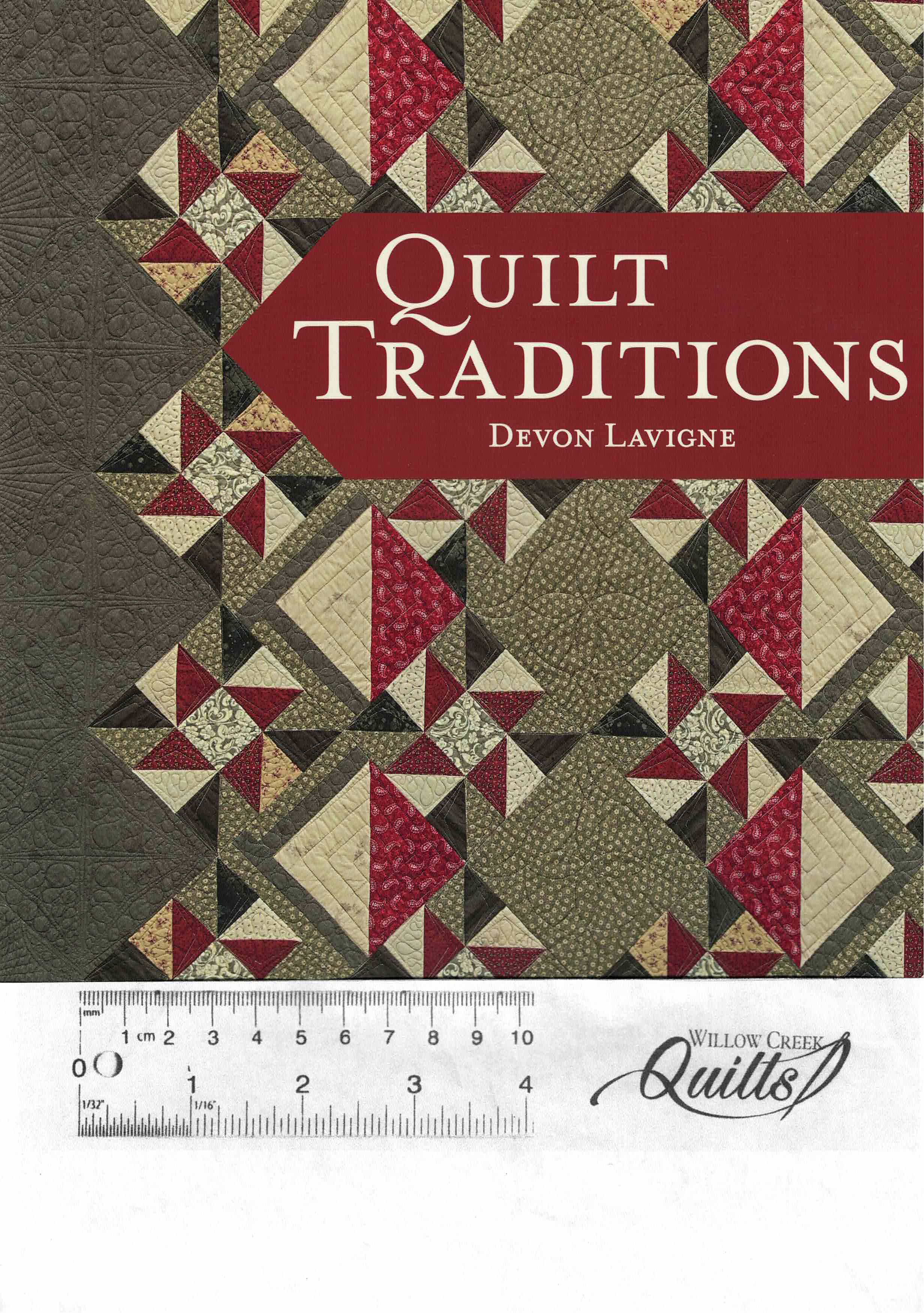 Quilt Traditions pattern book - 11243