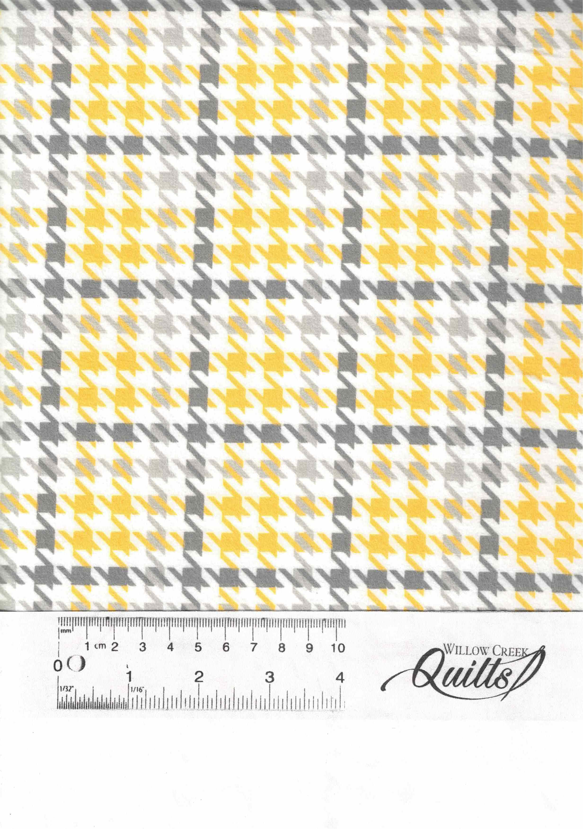 Cozy Cotton Flannel - Yellow - 14733-5