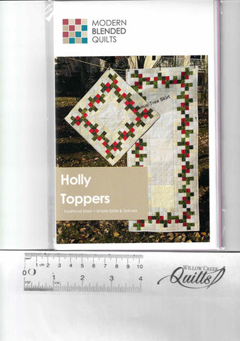 Holly Toppers pattern