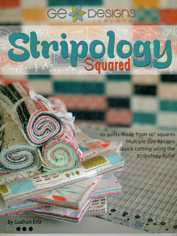 Stripology Squared Pattern Book