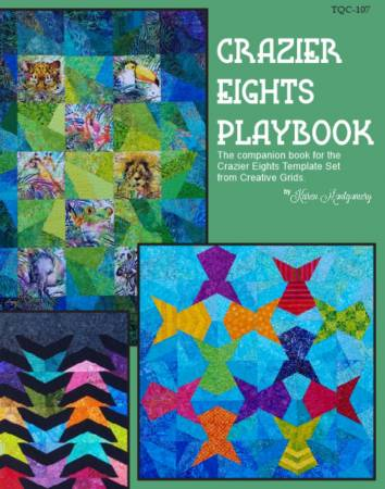Crazier Eights Playbook pattern - TQC-107