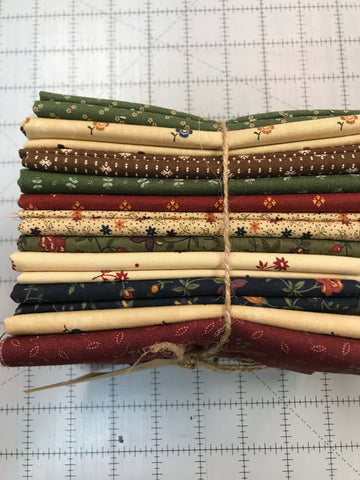 Fat Quarter Bundle 12 Quarters