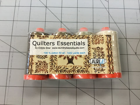 Aurifil - Quilters Essential  4 pack