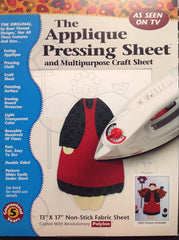 The Appliqué Pressing Sheet