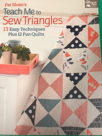 Teach Me to Sew - Triangles