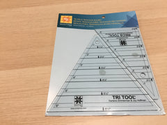 "Tri-Recs Triangle Rulers 6 1/2"" - 8823753A"