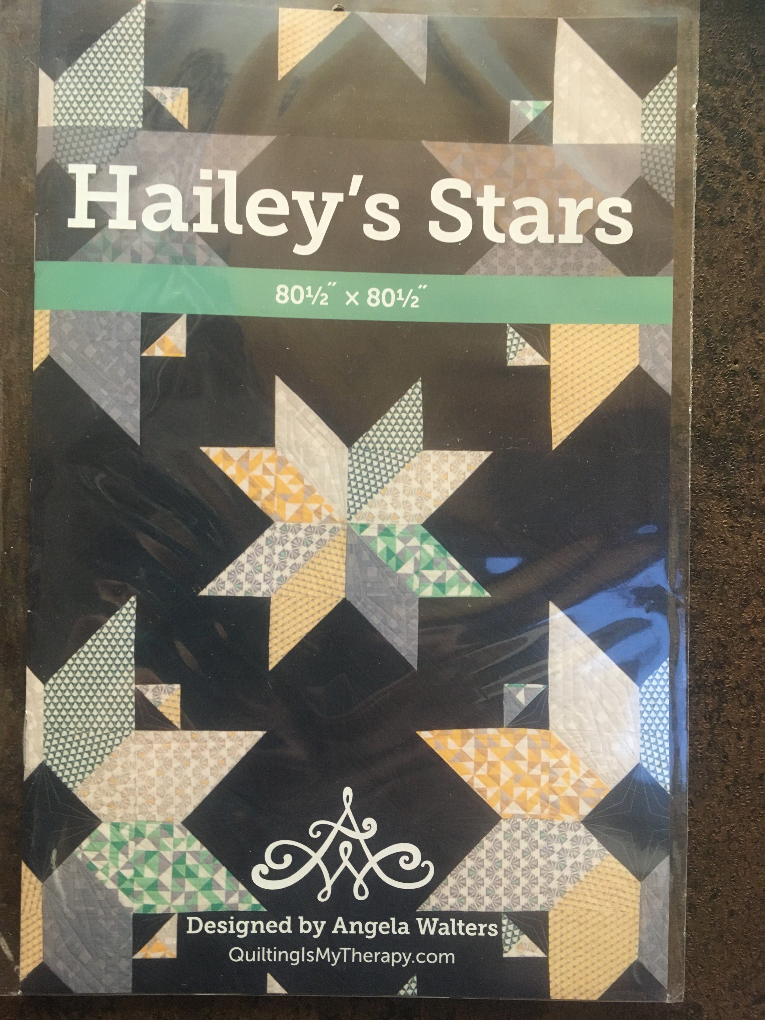 Hailey's Stars by Angela Walters