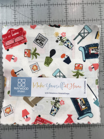 Make Yourself at Home 36 Charms