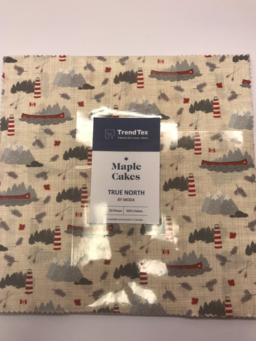 True North Maple Cakes - MK513180
