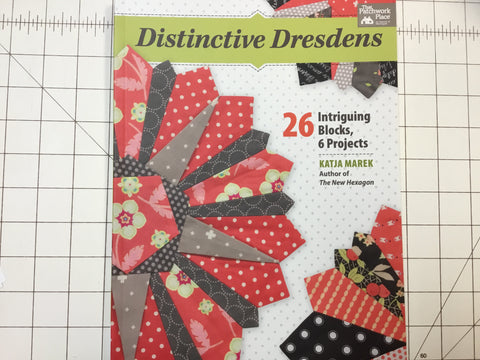 Distinctive Dresden's pattern book by Katja Marek - B1407