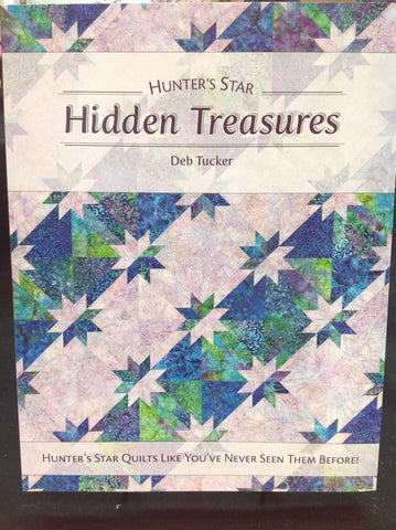 Hunter Star Hidden Treasures - Deb Tucker