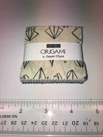 Origami Mini Charm Pack - MC1470