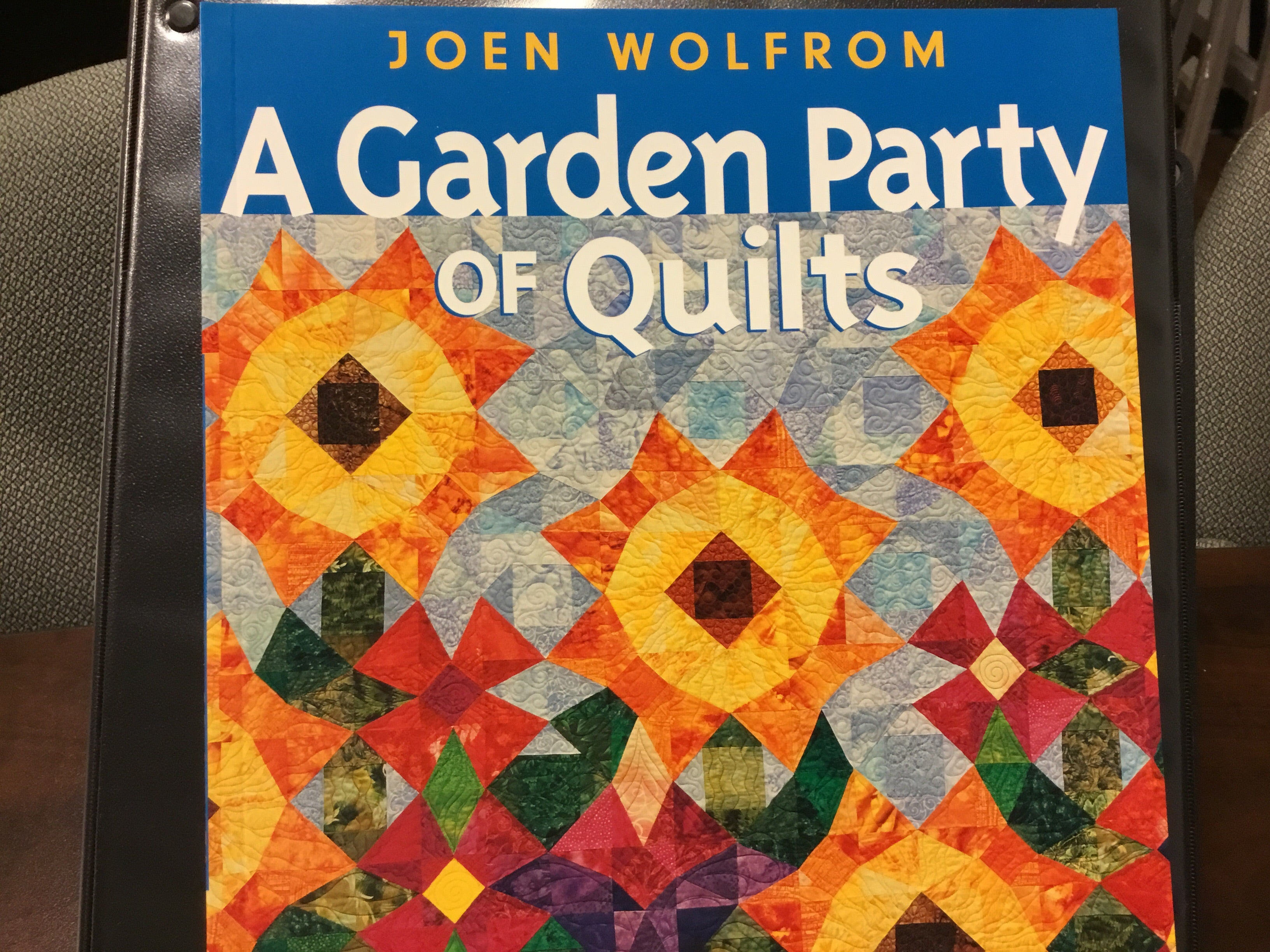 A Garden Party of Quilts