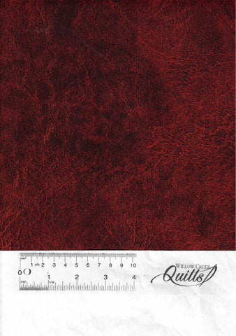 Lecien M-Standard (Canvas-like) - Red Brown - 40876-40