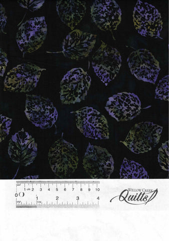 Bali Batiks - Black Grape - 2133-197