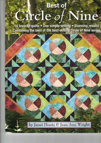 Best of Circle of Nine pattern book