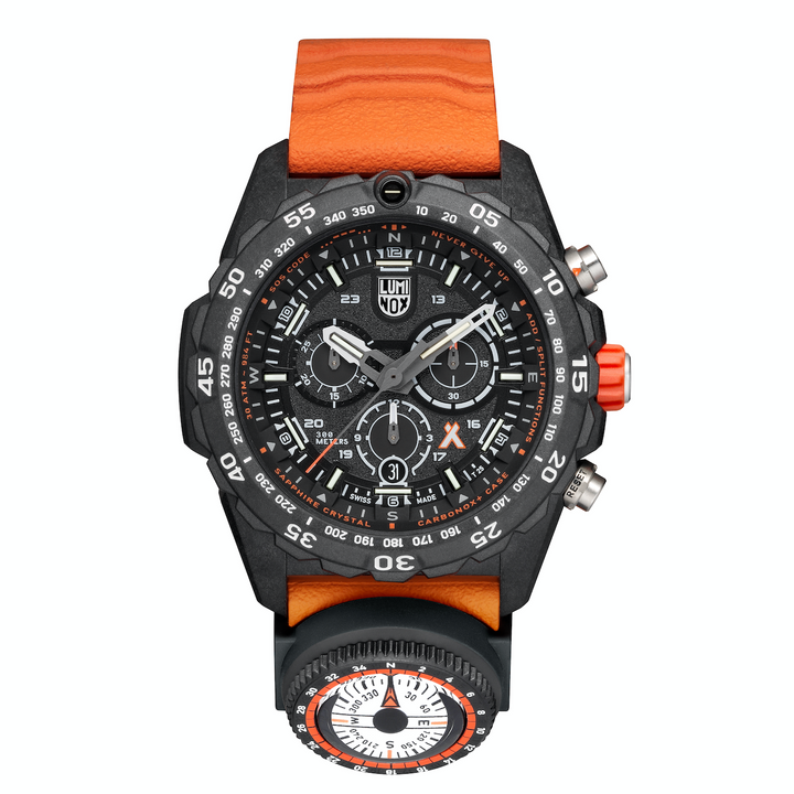How to use your Bear Grylls MASTER Series Chronograph