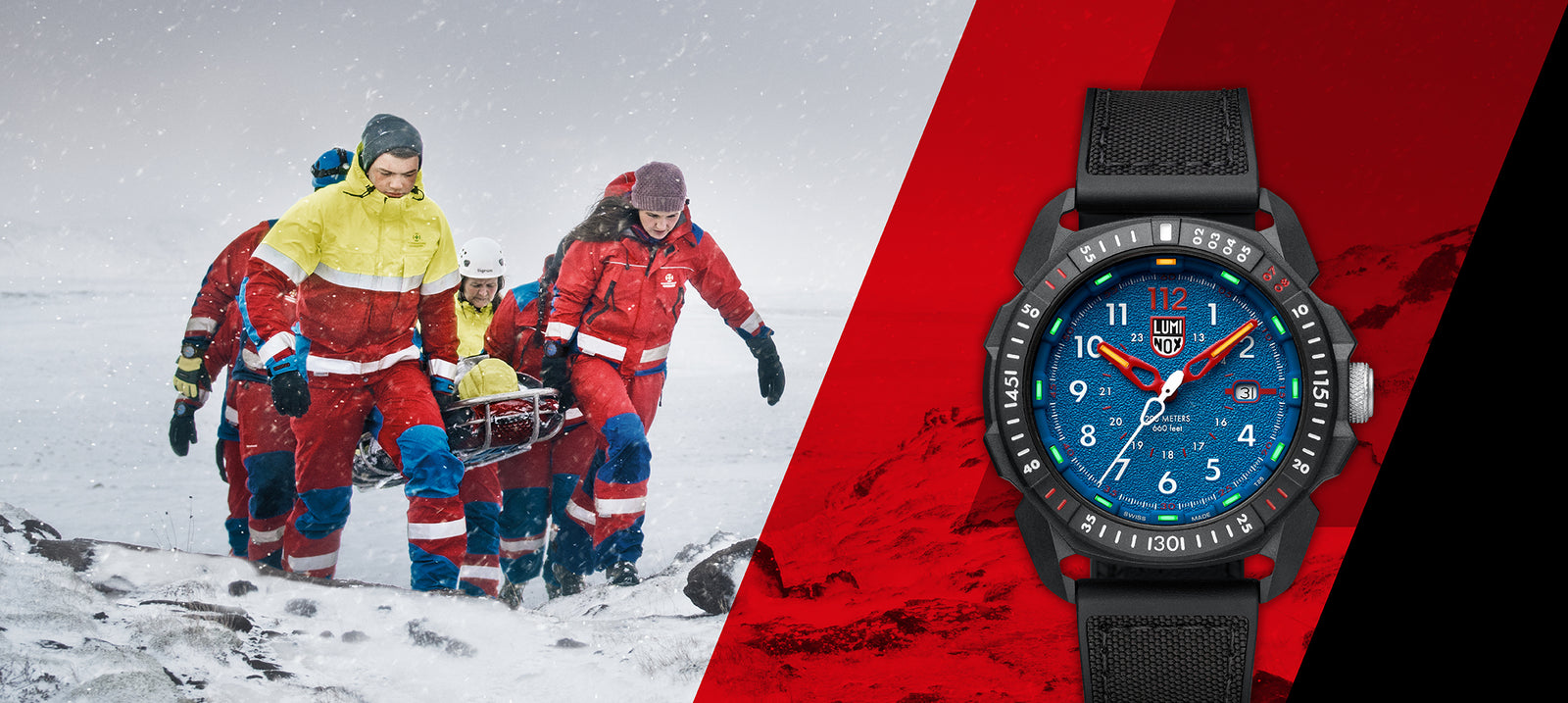 Luminox Collection Land