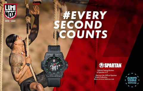#EverySecondCounts