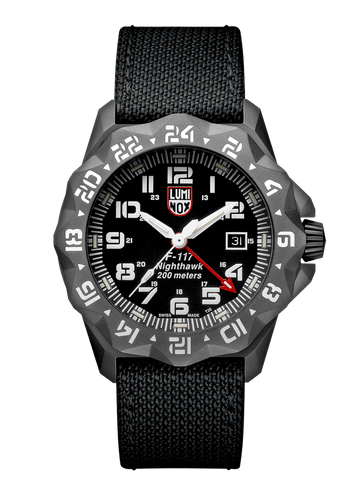 F-117 Nighthawk GMT Watch - 6421