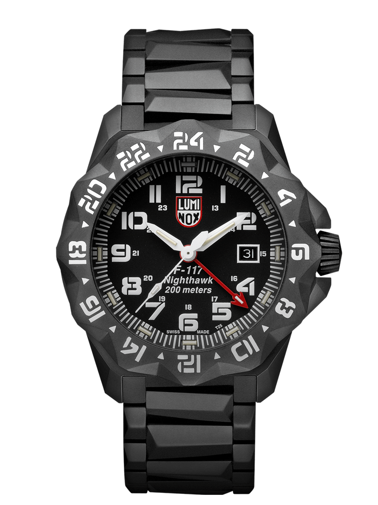F-117 Nighthawk GMT Watch - 6422