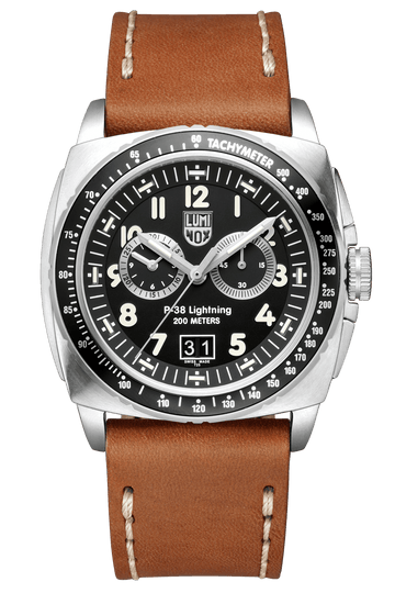 P-38 Lightning Chronograph - 9447