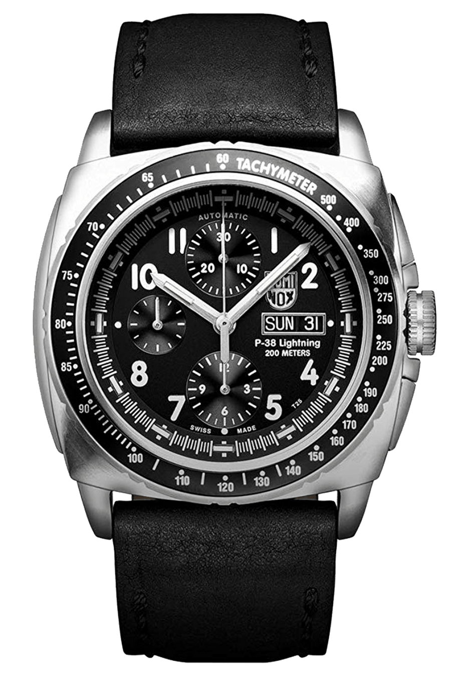 P-38 Lightning Automatic Chronograph - 9461