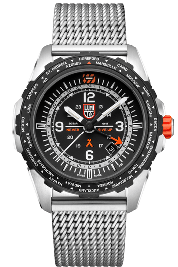 Bear Grylls Survival AIR Series 3762 GMT Watch