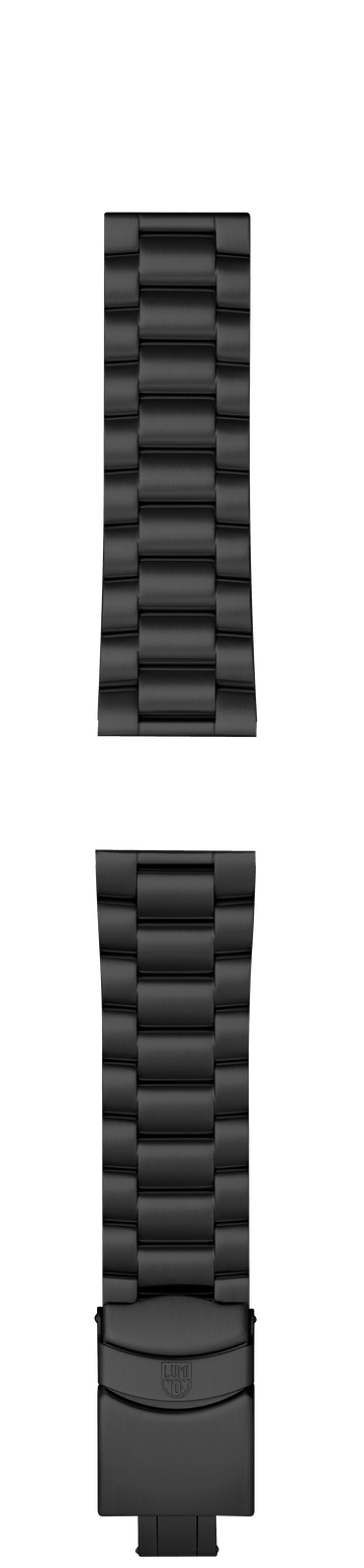 IP Black Stainless Steel Strap - 3250 series
