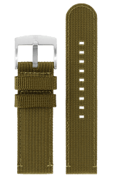 Luminox green strap