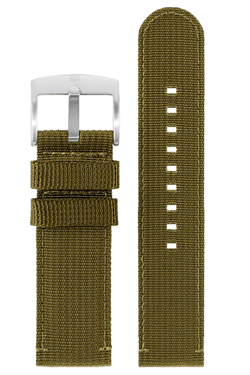 Green Webbing Strap - 1907 series