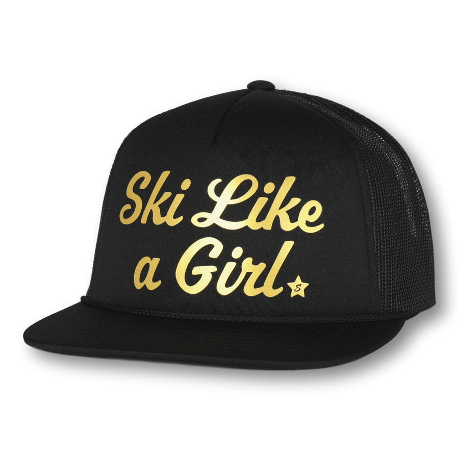 SKI LIKE A GIRL - YOUTH
