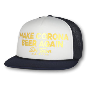 MAKE CORONA BEER AGAIN