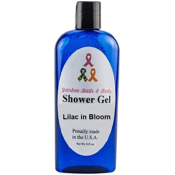 Natural Shower Gel