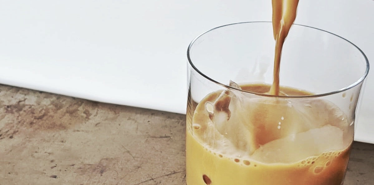 The Perfect Iced Keto Coffee