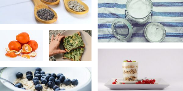 One Minute Breakfast Ideas: Healthy Foods To Keep You Full Until Lunch
