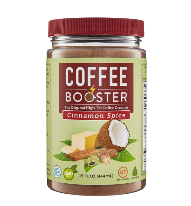 Cinnamon Spice Coffee Booster