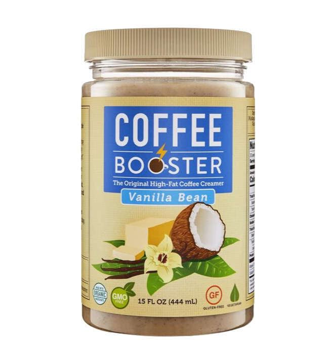 Vanilla Bean Coffee Booster