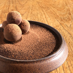 Keto Chocolate Truffle with Coffee Booster
