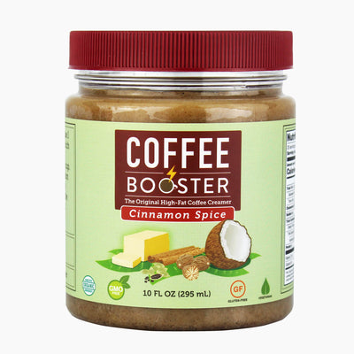 Coffee Booster Cinnamon Spice