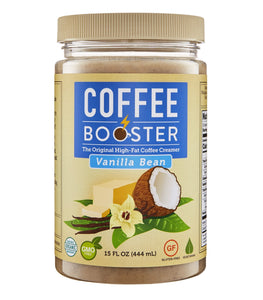 Coffee Booster Vanilla Bean