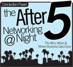 After 5 Networking@Night Registration - May 16th hosted by AireSpring