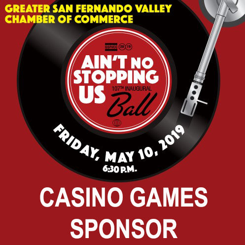 Inaugural Ball Casino Games Sponsor
