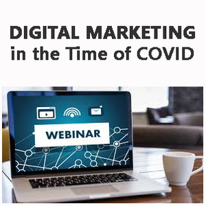 Webinar: Digital Marketing during COVID-19