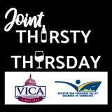 Joint Thirsty Thursday with LAX/Coastal Chamber- July 9