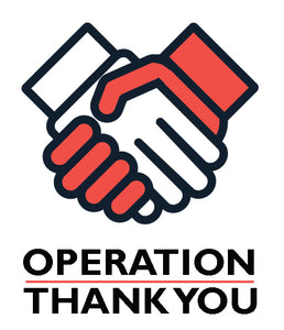 Operation Thank You - December 3 (formerly Public Servants Appreciation Reception)