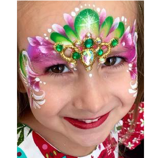 Latino Expo Face Painting Sponsor