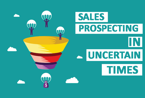 Webinar: Sales Prospecting in Uncertain Times [April 8]
